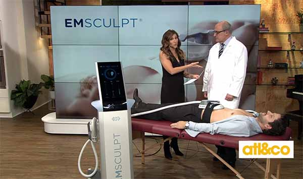 BTL Emsculpt with Dr. David Kent