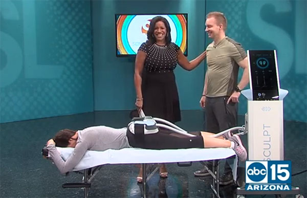 Dr. JD McCoy Introduces the Emsculpt Machine for Fat Loss and Toning