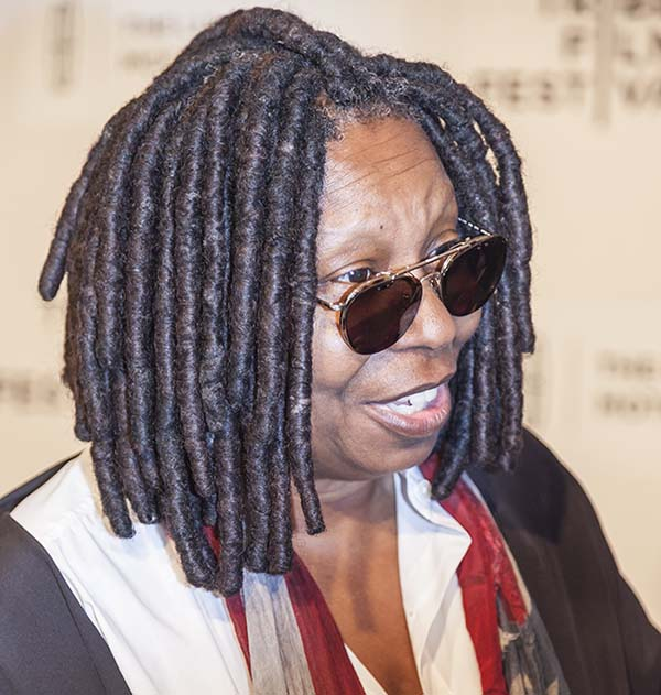 Whoopi Goldberg talks with Dr. Doris Day about Emsculpt