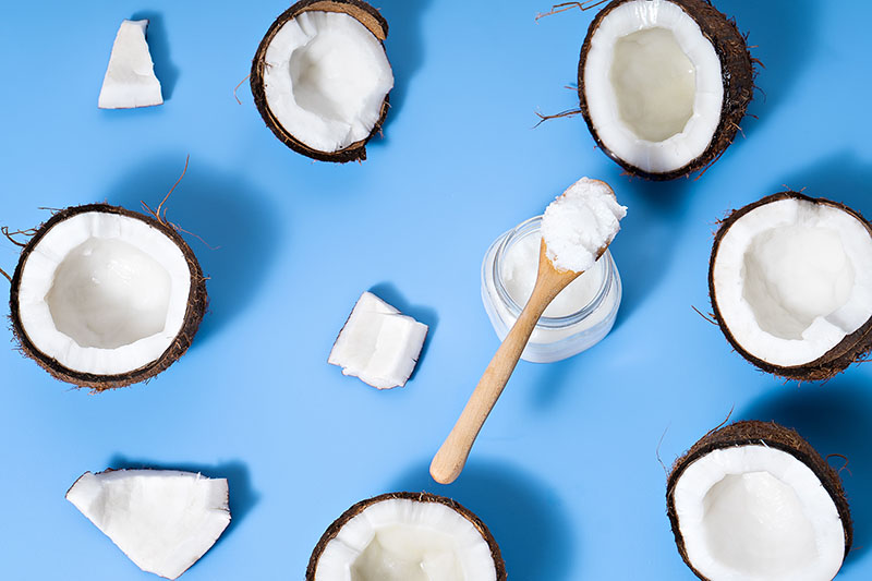 Coconut oil for skin care | LipoLaser of South Jersey